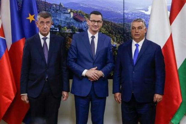 Hongrie, Pologne et Tchéquie listent leurs réticences face au Pacte de la Commission