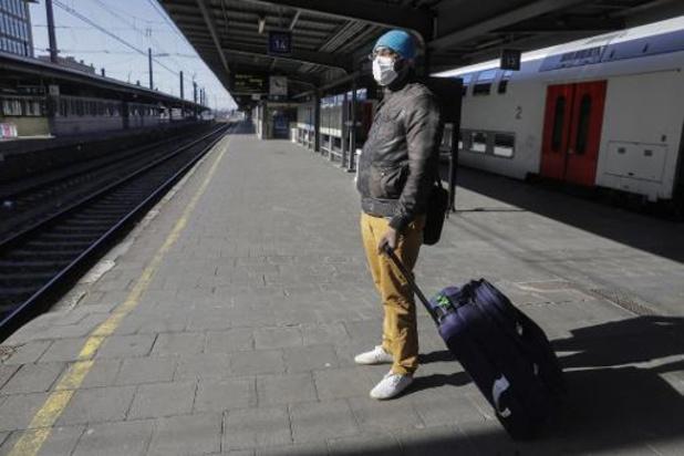 Les voyageurs de la SNCB demandent une compensation et le retour des trains P