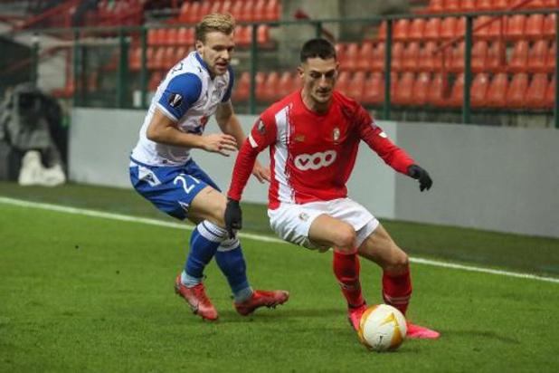 Le Standard envoie Aleksandar Boljevic en prêt à Eupen