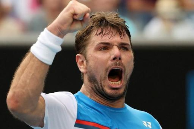 Australian Open - Stan Wawrinka schakelt vierde reekshoofd Medvedev uit