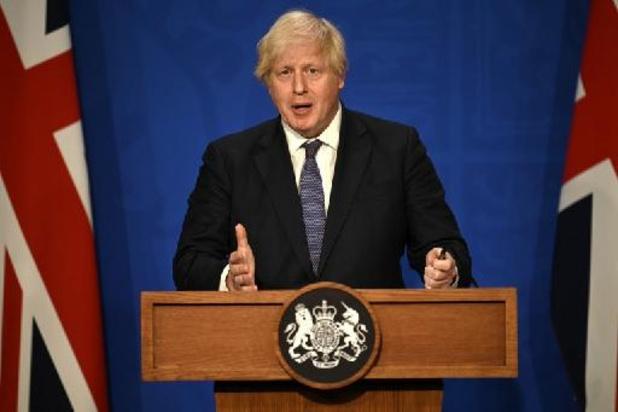 Boris Johnson veut interdire de stade les auteurs d'insultes racistes