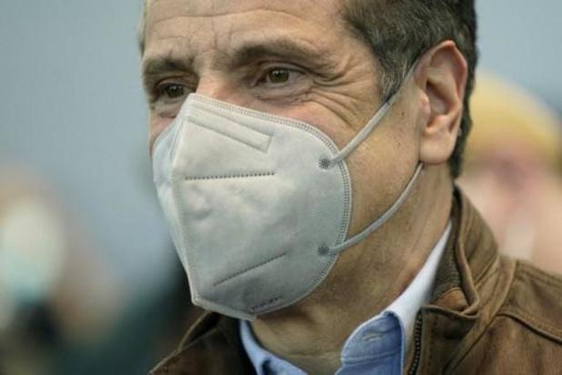 USA: une sixième femme accuse le gouverneur de New York