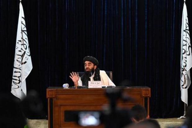 Verenigde Staten raadplegen bondgenoten na aankondiging talibanregering