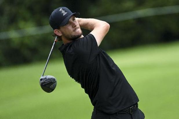 PGA Tour - Thomas Pieters moet vier plaatsen inleveren op Barracuda Championship