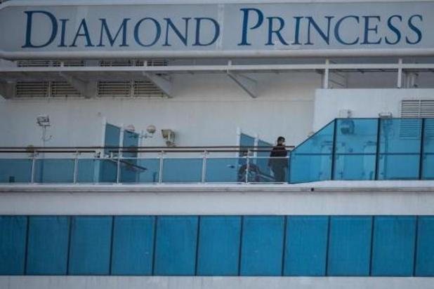 Coronavirus - Vierde passagier cruiseschip Japan overleden