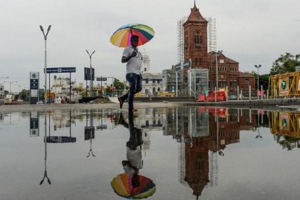 La pluie arrose le pays avant de tirer sa révérence pour les prochains jours