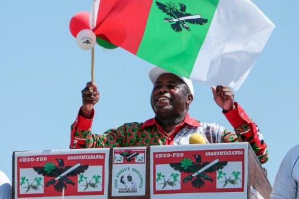 Les Burundais votent pour élire leur nouveau président
