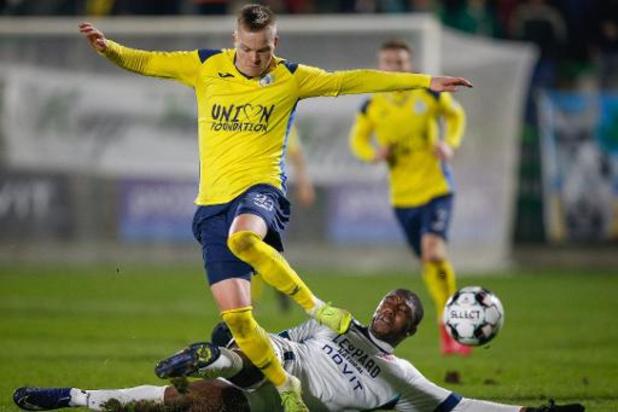 Proximus League - Virton en Union leveren scoreloos gelijkspel af