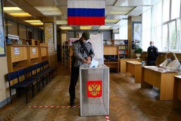 Réforme de la constitution russe - La Russie vote l'extension de l'ère Poutine