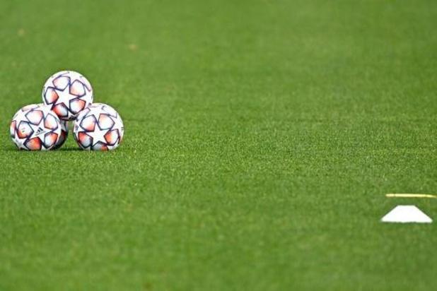 Les compétitions de football amateur ne reprendront pas avant janvier 2021