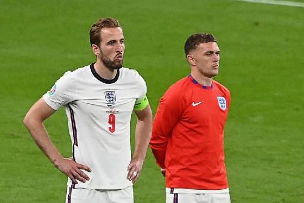 """EK 2020 - Harry Kane kon titel niet in Engeland houden: """"Verschrikkelijk gevoel"""""""
