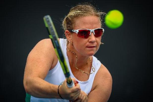 WTA de Bol - Ysaline Bonaventure battue au 1er tour