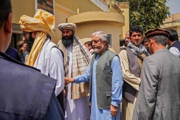Afghaanse politieke leiders bespreken lot Panjshir-provincie