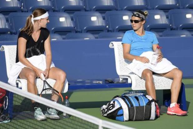 WTA Doha - Flipkens tegen Yastremska in eerste ronde