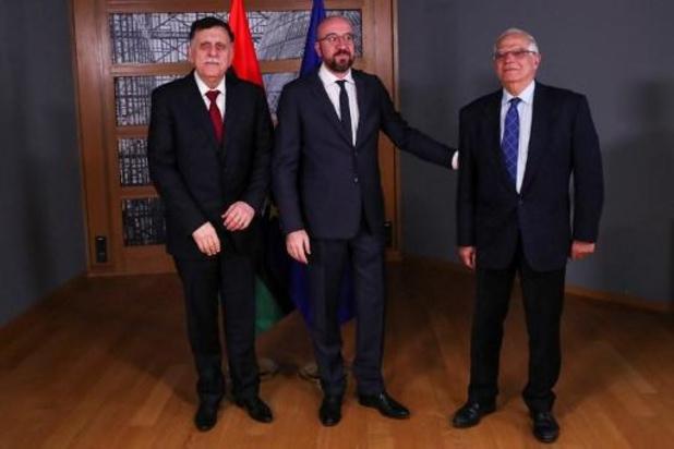 EU zoekt naar politieke oplossing voor Libisch conflict