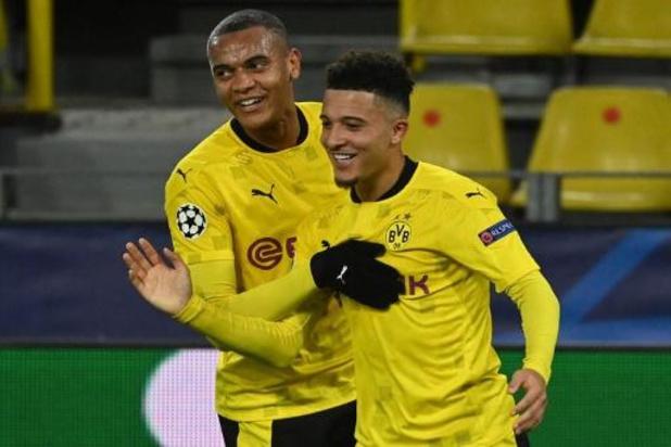 Ligue des Champions - Le Club de Bruges impuissant au Borussia Dortmund