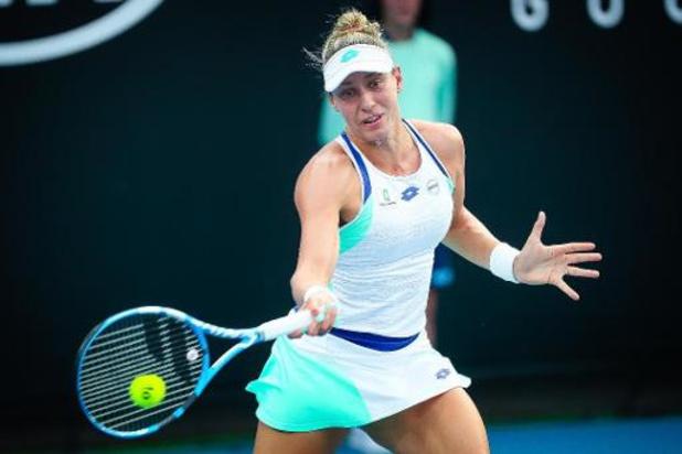 Wickmayer onderuit in 2e kwalificatieronde Australian Open
