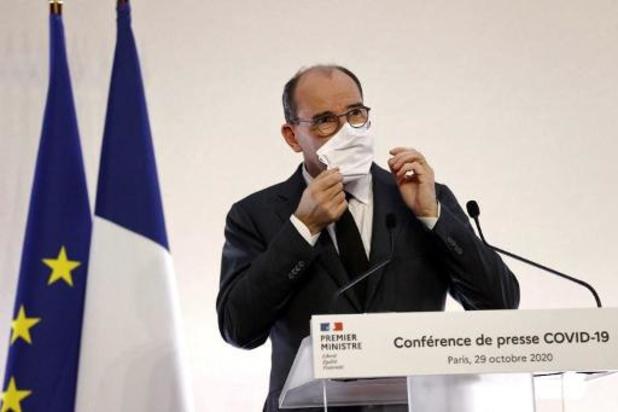 """France: déplacements possibles """"d'une heure maximum"""" dans un rayon d'""""un kilomètre"""""""