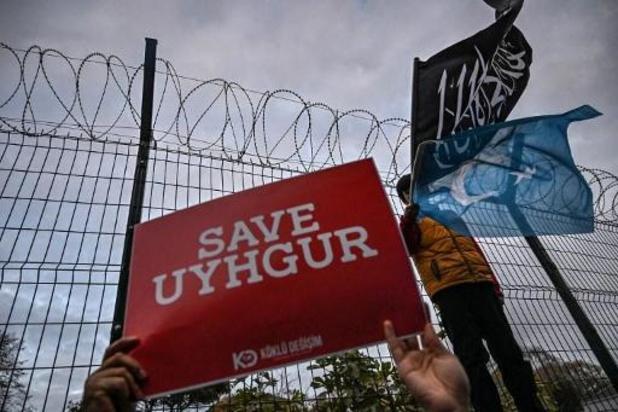"""La Chine commet des """"crimes contre l'humanité"""" au Xinjiang"""