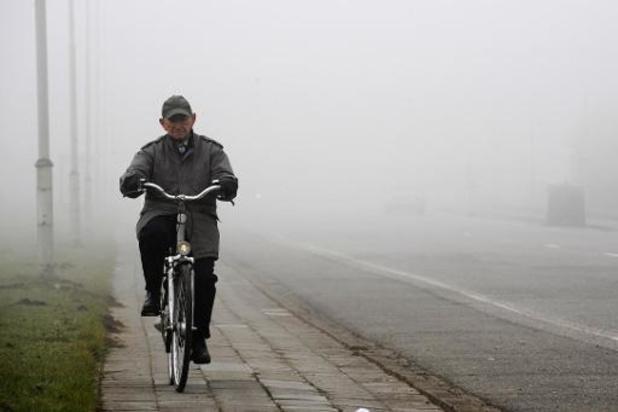 KMI waarschuwt voor gladde wegen in oosten van het land