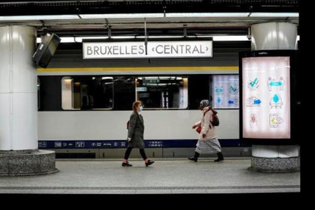Coronavirus - Près d'un Belge sur deux prévoit d'éviter les transports publics dans les prochains mois