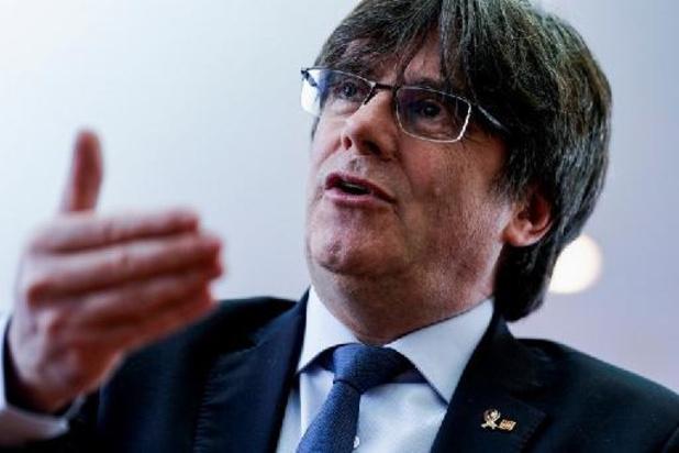 L'avocat belge de Puigdemont veut réaffirmer l'immunité parlementaire de son client