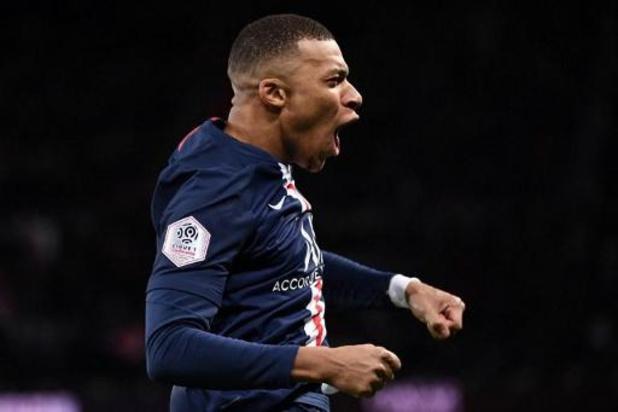Ligue 1 - Kylian Mbappé, pourtant à égalité avec Ben Yedder, désigné meilleur buteur de Ligue 1
