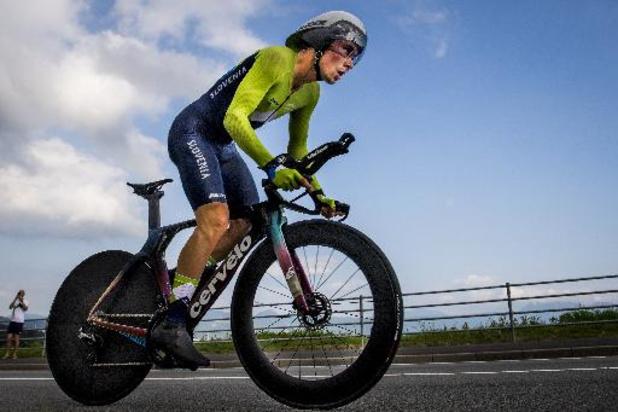 Tour d'Espagne - Primoz Roglic gagne le chrono d'ouverture et endosse déjà le maillot rouge