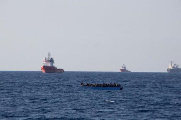 Toestand op reddingsschip Alan Kurdi wordt hachelijk, zegt ngo