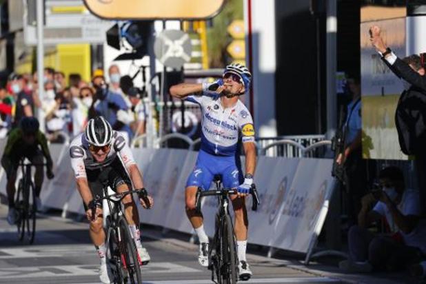 Tour de France - Julian Alaphilippe (Deceuninck-Quick Step) s'adjuge la 2e étape et prend le maillot jaune