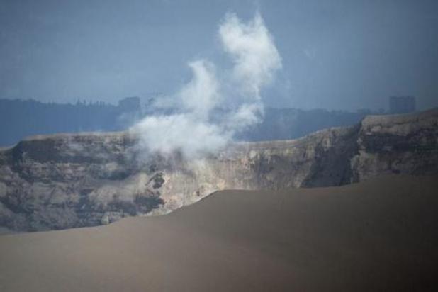 Gevaar voor vulkaanuitbarsting in de Filipijnen nog niet geweken