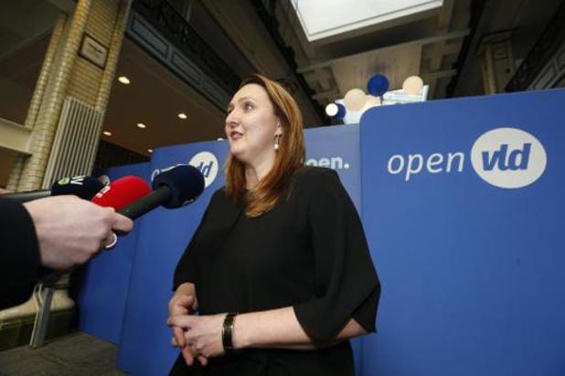 L'Open Vld déterminera seul sa ligne de conduite