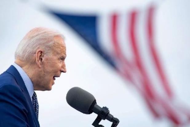 Joe Biden marque son 100e jour au pouvoir avec un meeting en Géorgie