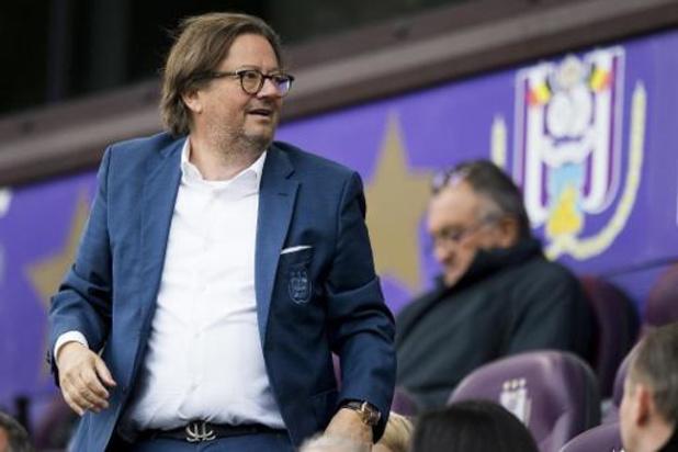 Anderlecht 27 miljoen euro in het rood