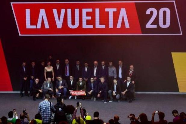 La Vuelta ajoute deux villes-étapes et boucle son parcours pour son édition 2020