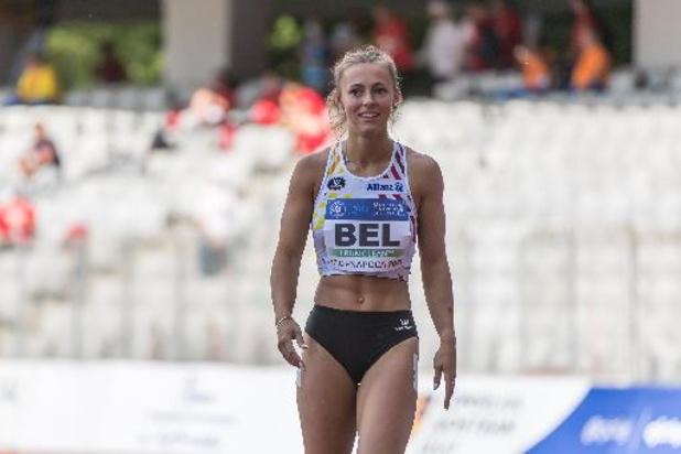 Championnats de Belgique d'athlétisme - Round d'observation samedi dans les séries des championnats nationaux