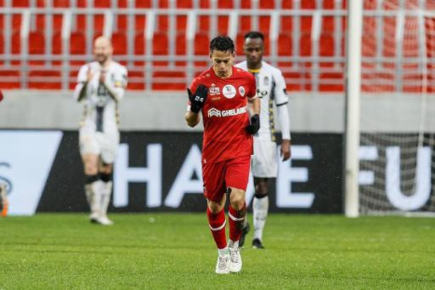 Transfer Deadline Day - Cristian Benavente revient au Sporting Charleroi