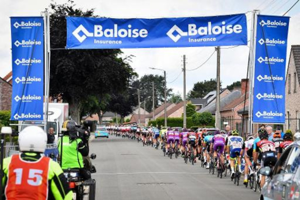 Le Baloise Belgium Tour et le Tour des onze villes annulés