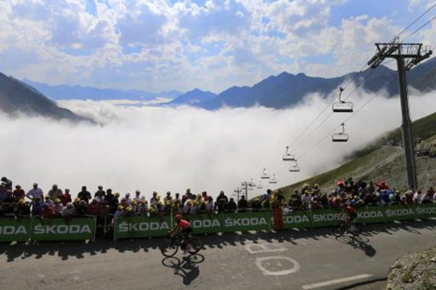 Tour d'Espagne: Pas d'arrivée au Tourmalet dimanche