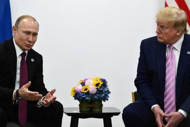 """""""Rusland bemoeit zich opnieuw met Amerikaanse verkiezingen"""""""