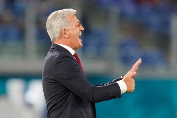 """Euro 2020 - La Suisse pas """"une menace"""" pour l'Italie, regrette Petkovic"""