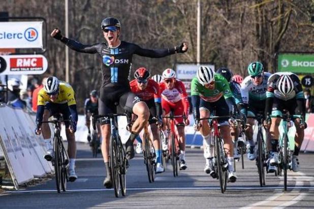 La 2e étape pour Cees Bol, le maillot pour Michael Matthews