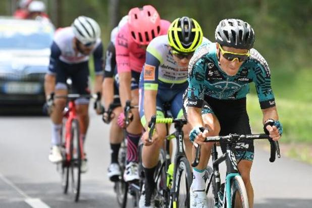 Tour de France - Franck Bonnamour krijgt de Superstrijdlust