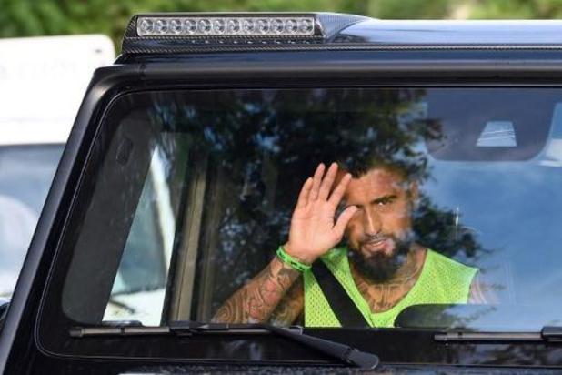 Serie A - Arturo Vidal landt in Milaan, waar hij bij Inter gaat tekenen