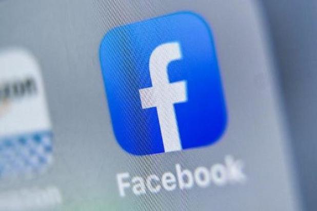 Facebook-bug markeert weblinks onterecht als spam