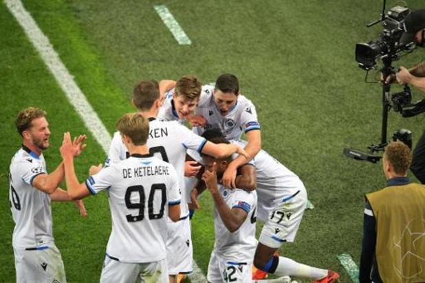 Club Brugge heeft geen nieuwe coronabesmettingen