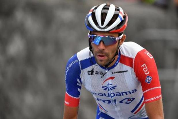 Tour de France - Geen breuken voor Thibaut Pinot