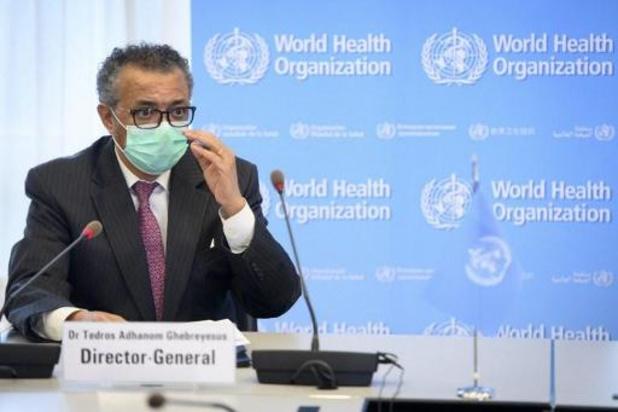 La pandémie ne sera terminée qu'une fois 70% de la population vaccinée, prévient l'OMS