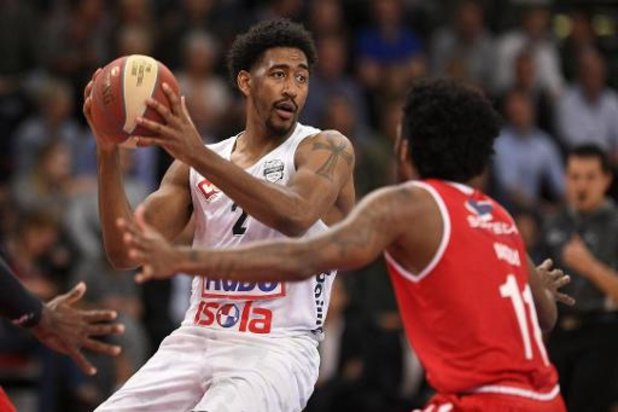 Euromillions Basket League - Jalen Jenkins passe de Limbourg United à Anvers
