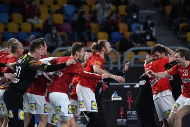 Mondial de handball - Deuxième sacre de suite pour le Danemark, tombeur de la Suède en finale